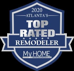 Atlanta's Top Rated Remodeler Award