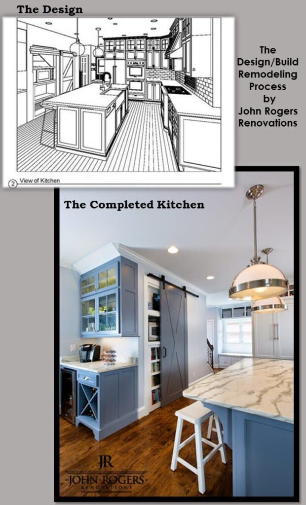 Design Build Remodeling Example