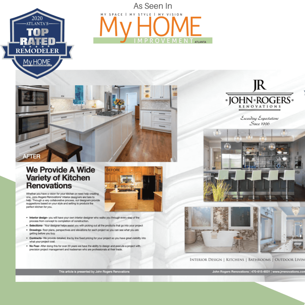 JR Renovations ATL Home Improvement Feature